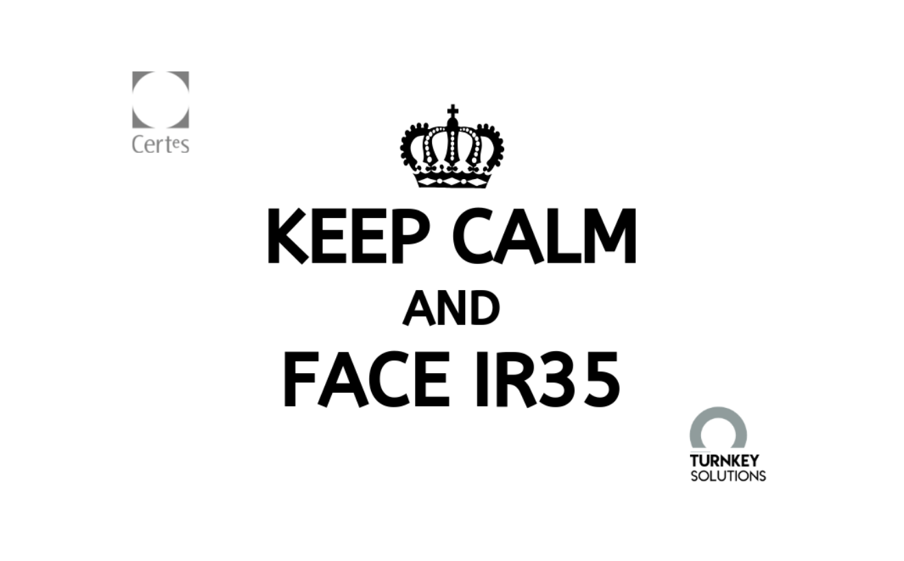 I've Got 99 Problems but IR35 Ain't 1!